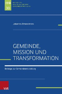 Cover Gemeinde, Mission und Transformation