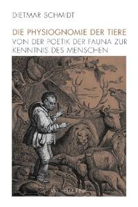 Cover Die Physiognomie der Tiere