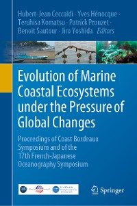 Cover Evolution of Marine Coastal Ecosystems under the Pressure of Global Changes