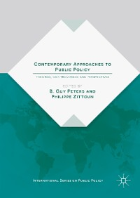 Cover Contemporary Approaches to Public Policy