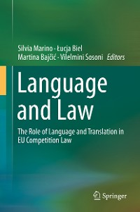 Cover Language and Law