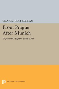 Cover From Prague After Munich