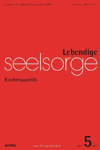Cover Lebendige Seelsorge 5/2018