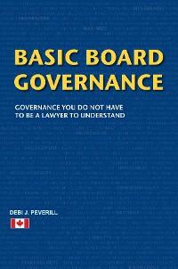 Cover Basic Board Governance