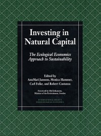 Cover Investing in Natural Capital