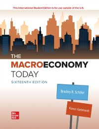 Cover ISE eBook Online Access for The Macro Economy Today