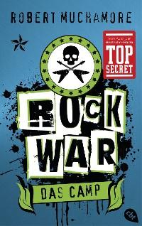 Cover Rock War - Das Camp