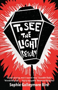 Cover To See The Light Return
