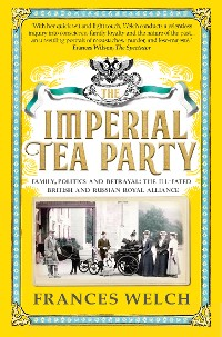 Cover The Imperial Tea Party