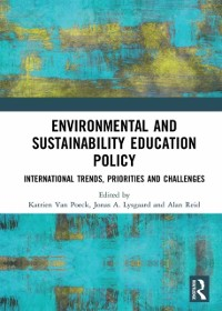 Cover Environmental and Sustainability Education Policy