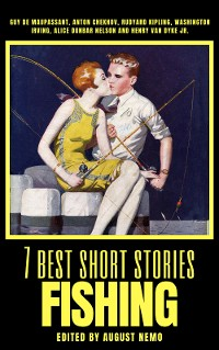 Cover 7 best short stories - Fishing