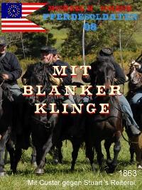 Cover Pferdesoldaten 08 - Mit blanker Klinge