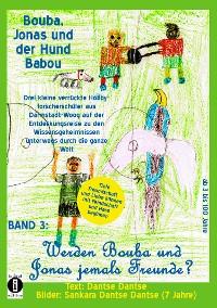 Cover Bouba, Jonas und der Hund Babou