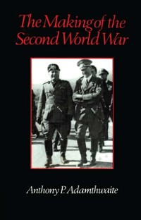 Cover Making of the Second World War