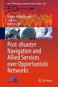 Cover Post-disaster Navigation and Allied Services over Opportunistic Networks