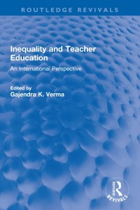 Cover Inequality and Teacher Education