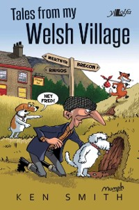 Cover Tales from my Welsh Village