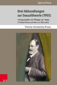 Cover Drei Abhandlungen zur Sexualtheorie (1905)