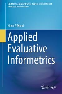 Cover Applied Evaluative Informetrics