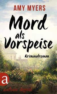 Cover Mord als Vorspeise