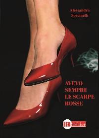 Cover Avevo sempre le scarpe rosse