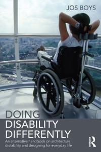 Cover Doing Disability Differently
