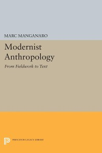 Cover Modernist Anthropology