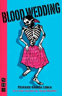Cover Blood Wedding (NHB Classic Plays)