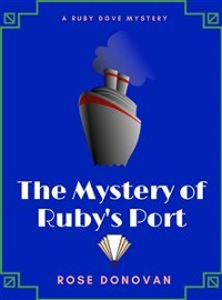 Cover The Mystery of Ruby's Port