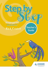Cover Step by Step K Teacher's Guide