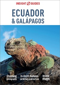 Cover Insight Guides Ecuador & Galapagos