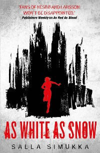 Cover As White as Snow