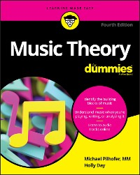 Cover Music Theory For Dummies