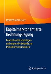 Cover Kapitalmarktorientierte Rechnungslegung