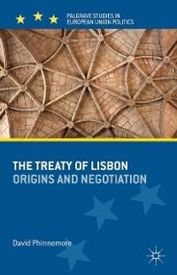 Cover The Treaty of Lisbon