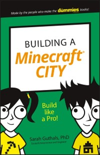 Cover Building a Minecraft City