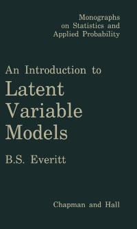 Cover Introduction to Latent Variable Models