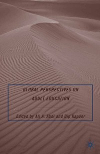 Cover Global Perspectives on Adult Education