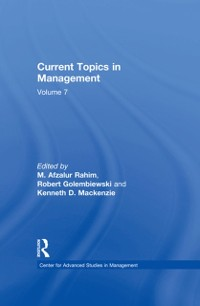 Cover Current Topics in Management