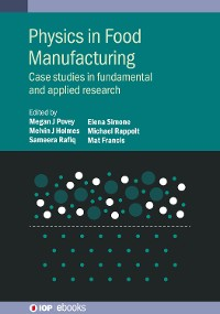 Cover Physics in Food Manufacturing