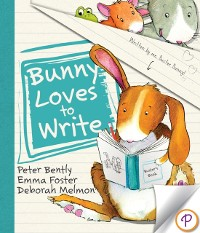 Cover Bunny Loves to Write