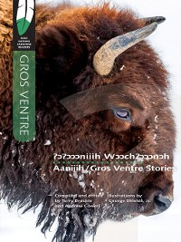 Cover Aaniiih / Gros Ventre Stories