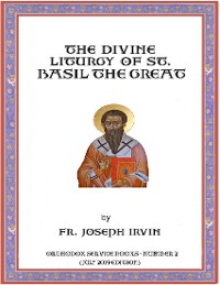 Cover The Divine Liturgy of St. Basil the Great: Orthodox Service Books - Number 2
