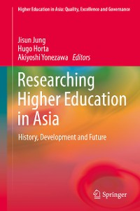 Cover Researching Higher Education in Asia