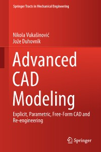 Cover Advanced CAD Modeling