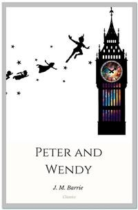 Cover Peter and Wendy