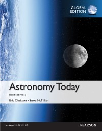 Cover Astronomy Today, Global Edition