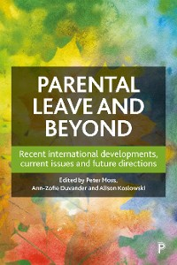 Cover Parental Leave and Beyond