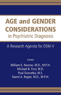 Cover Age and Gender Considerations in Psychiatric Diagnosis
