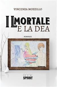 Cover Il mortale e la dea